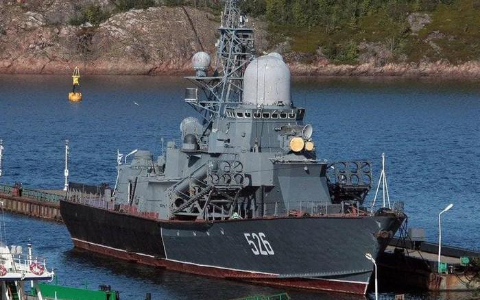Nga thất bại trong việc tích hợp tên lửa Oniks cho tàu Nanuchka?