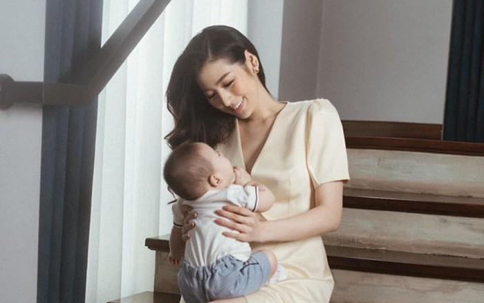 """Á hậu Tú Anh thổ lộ bị """"rơi não"""" sau sinh: Thủ phạm nào gây ra chứng đãng trí"""