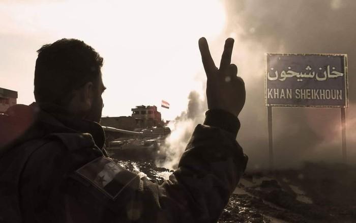 """""""Siêu nồi hầm"""" hình thành ở Trung Đông: Bắt nguồn từ Syria và kết thúc ở Israel?"""