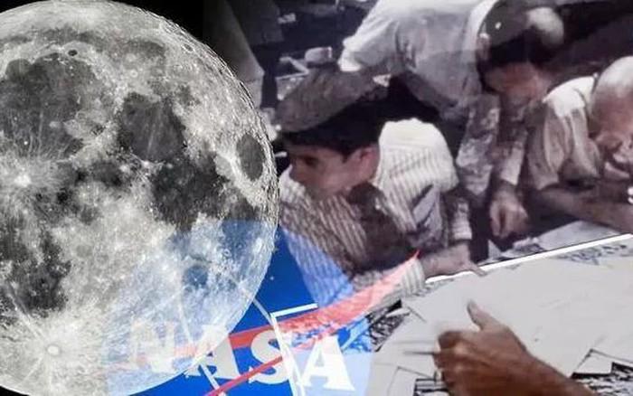 Dấu vết người ngoài hành tinh trong phim tài liệu về Mặt trăng