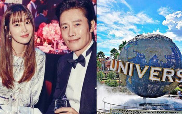 """Sang Mỹ chơi, vợ chồng Lee Byung Hun và mỹ nhân """"Vườn sao băng"""" tiện tay tậu luôn nhà 46 tỉ gần Universal..."""