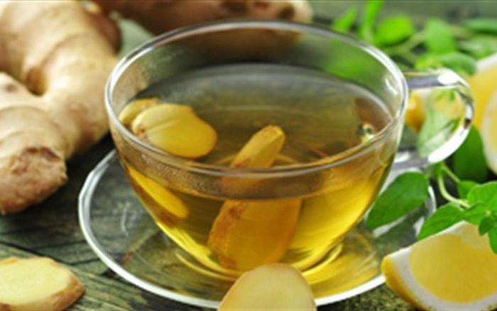 Bị bệnh thận tuyệt đối không dùng trà gừng