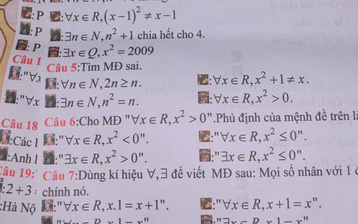 Đưa hẳn cả thầy trò Đường Tăng vào bài kiểm tra, thầy giáo này đích thị là fan cứng của bộ phim huyền...