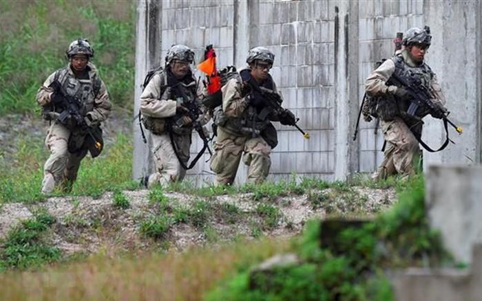 """Hàn-Mỹ hợp tác hướng tới chia sẻ chi phí quân sự """"hợp lý và công bằng"""""""