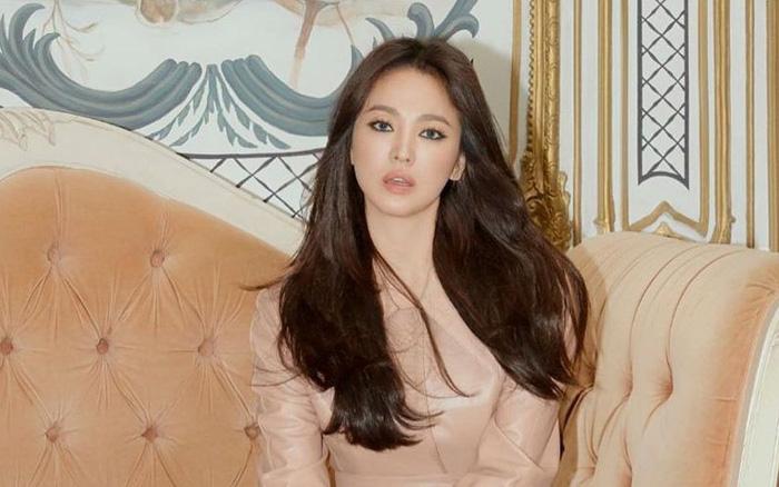 Song Hye Kyo đứng đầu danh sách 10 mỹ nhân đẹp nhất xứ Hàn