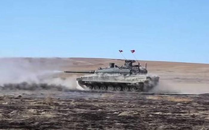 Quân đội Thổ Nhĩ Kỳ sẽ được trang bị xe tăng Altay vào năm 2021