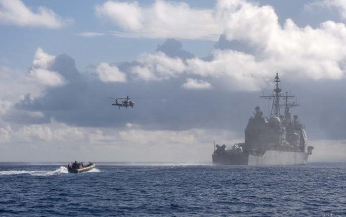 """Mỹ rút quân khỏi Syria vì lo Trung Quốc """"chiếm trọn"""" Ấn Độ - Thái Bình Dương"""