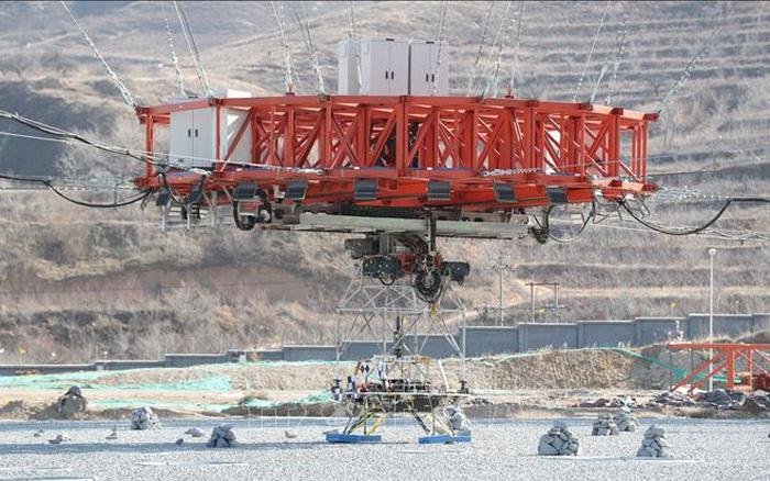 Trung Quốc hoàn tất thử nghiệm tàu đổ bộ thăm dò Sao Hỏa