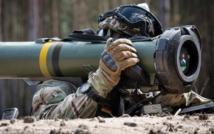 """Israel """"bỏ túi"""" 220 triệu USD tiền bán tên lửa cho Đức"""