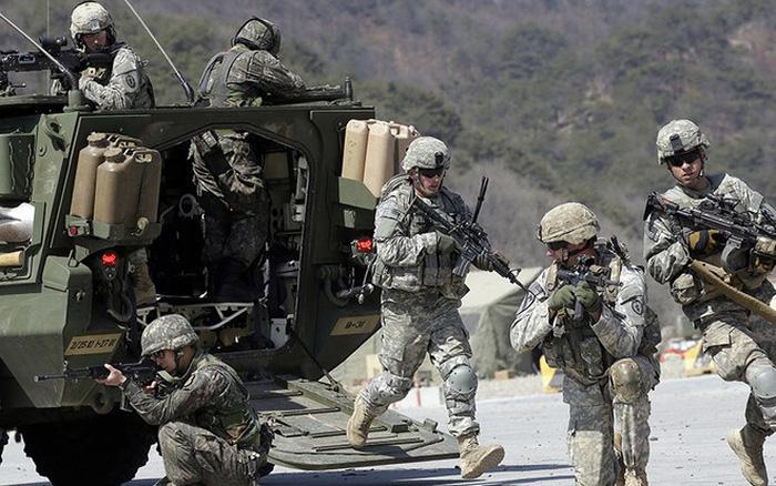 Thông điệp Mỹ gửi tới Hàn Quốc: chi thêm tiền, hoặc chúng tôi sẽ rút 4.000 quân