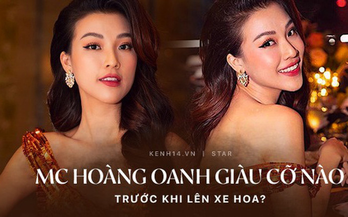 Khối tài sản của MC Hoàng Oanh trước khi lên xe hoa: Cát xê khủng, nhà tiền tỷ, nhưng sống kiểu đối lập hẳn