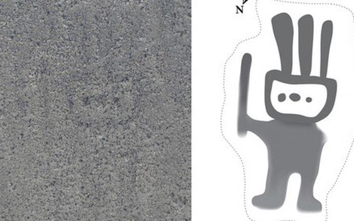 """Lộ diện chân dung """"người ngoài hành tinh"""" khổng lồ 2.000 tuổi ở Peru"""
