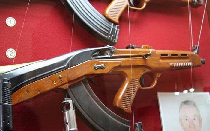 Những khẩu súng máy kỳ lạ nhất của Liên Xô