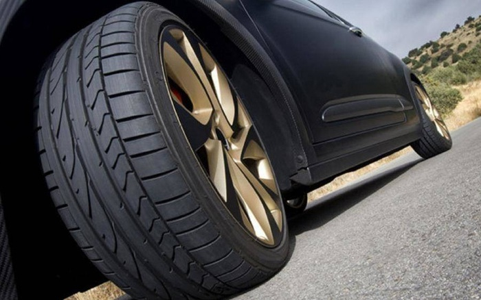 Tại sao vỏ lốp xe lại có rãnh và gai? - kết quả xổ số khánh hòa