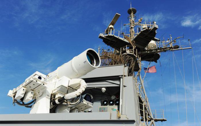Sắp có vũ khí laser đủ mạnh để hạ gục tên lửa hành trình