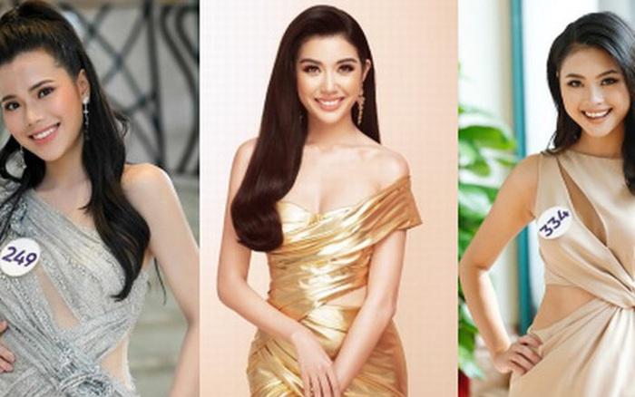 Trước thềm chung kết, Miss Universe Việt công bố top 5 được yêu thích nhất: Thuý Vân, Tường Linh bỗng mất...