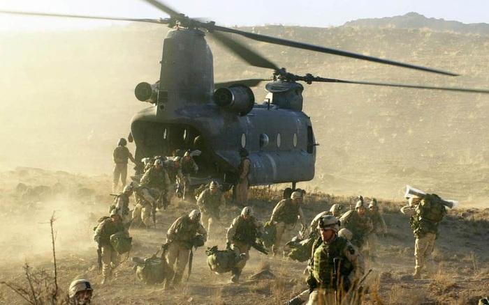 Tài liệu mật về cuộc chiến tại Afghanistan: Các chính quyền Mỹ cố tình tô hồng - xổ số ngày 22102019