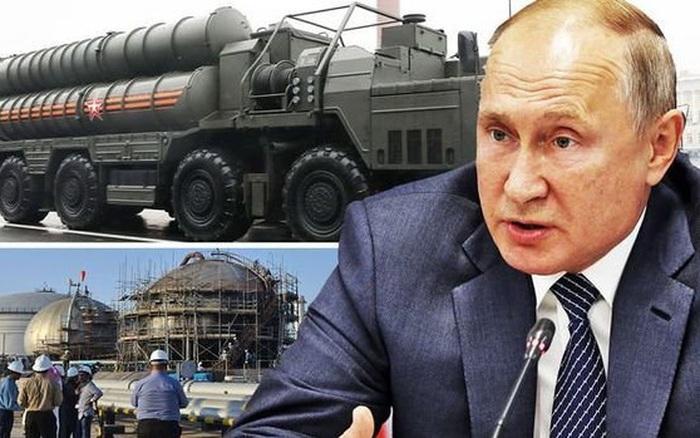 """""""Cho súng mà không đưa đạn"""": Vì sao tên lửa của S-400 chưa được Nga chuyển cho Thổ Nhĩ Kỳ?"""