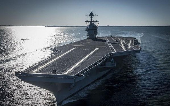 Mỹ tổ chức hơn 85 cuộc tập trận ở Ấn Độ Dương - Thái Bình Dương trong năm 2019
