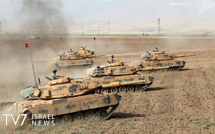 Xe chở bom phát nổ ở Syria, quân đội Thổ Nhĩ Kỳ hứng thương vong