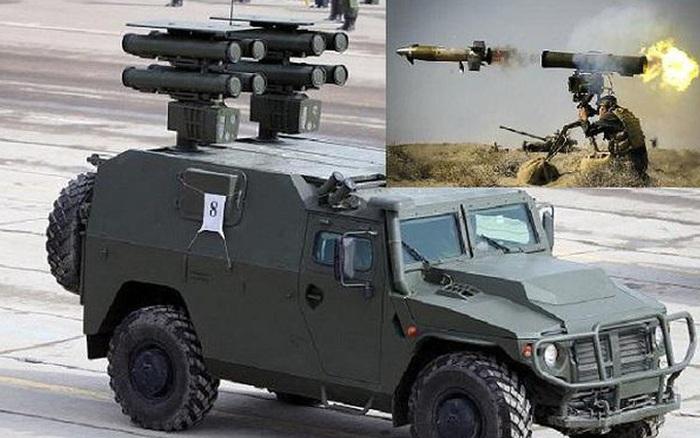 Nga phát triển Kornet-D1 để phá tan M1 Abrams Mỹ?