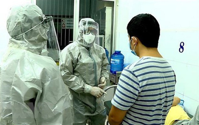 Việt kiều Mỹ ở TP.HCM dương tính với virus Corona