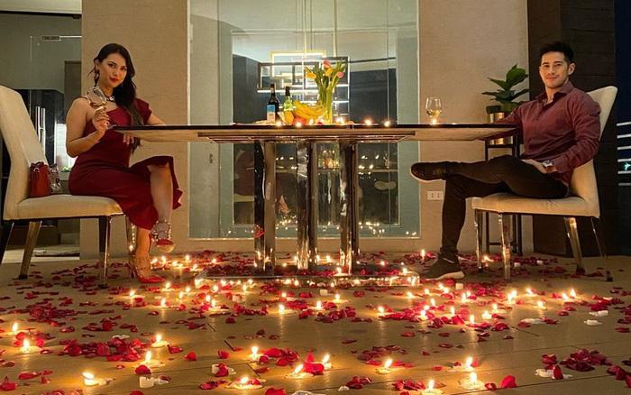 Kỷ niệm 3 năm yêu nhau, Maria Ozawa được bạn trai tặng quà rải đầy hoa hồng và tỏ tình ngọt ngào