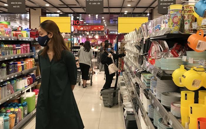 Bộ Y tế khuyến cáo: Phòng chống mắc bệnh Covid-19 tại trung tâm mua sắm, công viên, chợ...