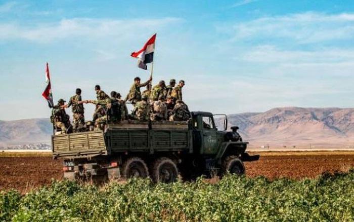 Chiến sự Syria: Phiến quân lao đao khi hàng phòng thủ liên tiếp bị quân đội Syria chọc thủng ở Jabal...