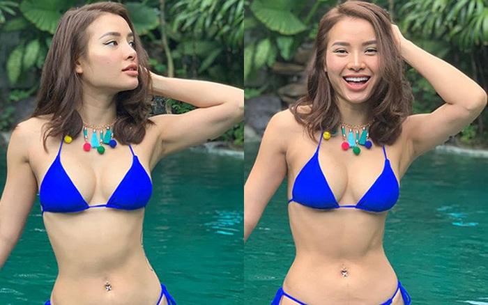 Ảnh bikini nóng bỏng của Phương Trinh Jolie