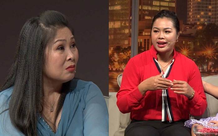 NSND Hồng Vân nghẹn lòng trước người mẹ khuyết tật bầu 4 tháng vẫn thi đấu thể thao để có tiền