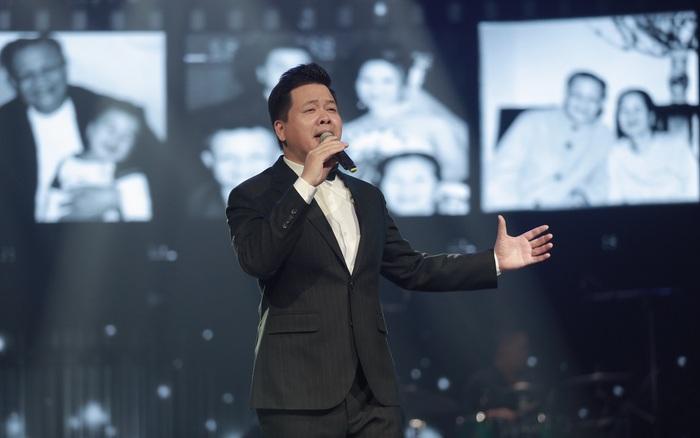 Đăng Dương song ca cùng cố NSND Trần Khánh trên sóng truyền hình
