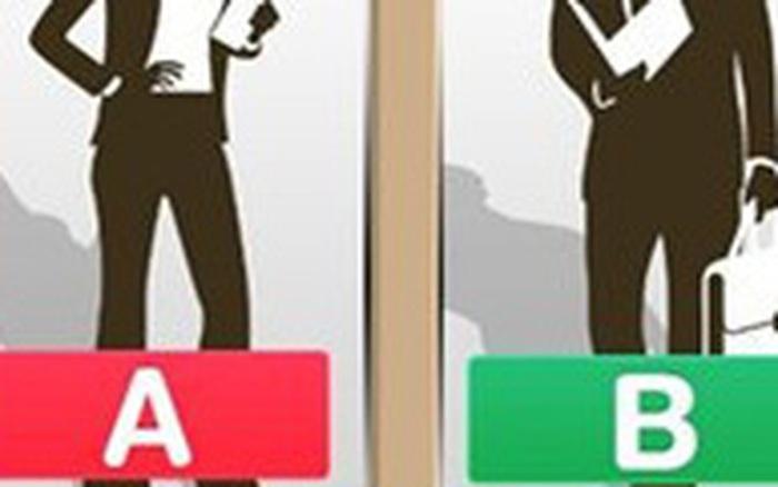 Đoán xem ai là vị giám đốc tài giỏi, câu trả lời sẽ tiết lộ bạn là tuýp người quản lý thế nào, hiền lành...
