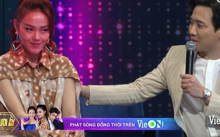 """Trấn Thành xin lỗi vì khiến Minh Hằng """"tím mặt"""" qua một câu nói"""