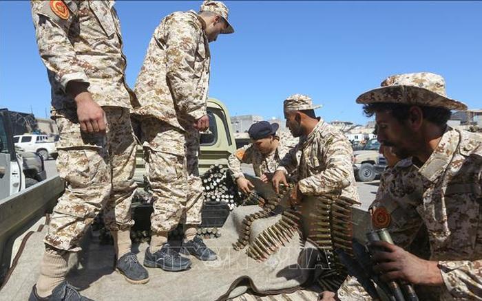 Thổ Nhĩ Kỳ tiếp tục điều quân tới Libya