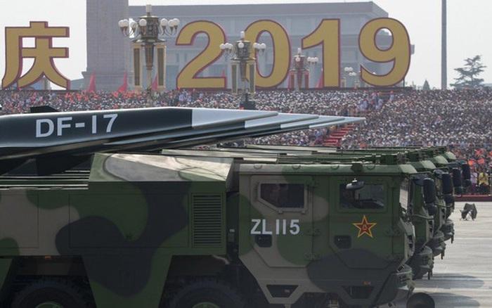 """Đường đua vũ khí siêu thanh """"nóng rực"""", Mỹ chỉ bám đuôi Nga - Trung"""