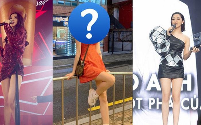 """Không phải là siêu mẫu nhưng 3 sao nữ này lại sở hữu đôi chân """"đỉnh cao"""" nhất Vbiz: Bích Phương, Bảo Anh..."""