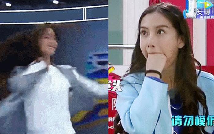 """Sao Hoa ngữ và """"năng lực"""" đặc biệt khiến netizen há hốc miệng: Tôn Lệ """"thánh dẻo"""", Angela Baby - Nhiệt Ba..."""