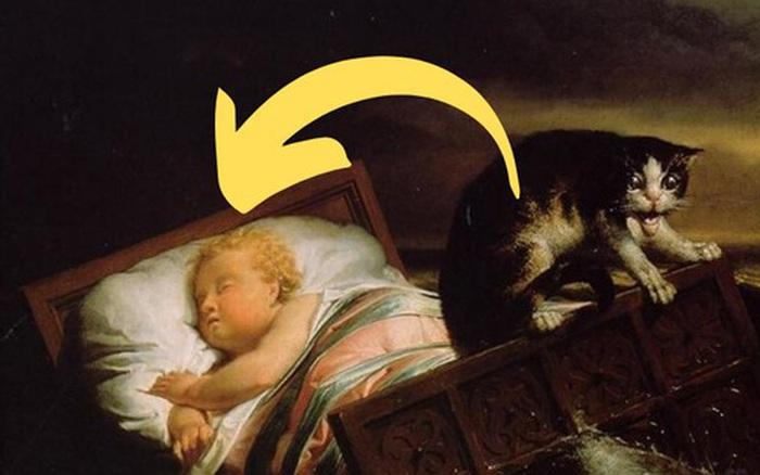 Những bí mật giấu trong 6 kiệt tác hội họa mà người đời sau phải 'vò đầu bứt tóc' mới phát hiện ra