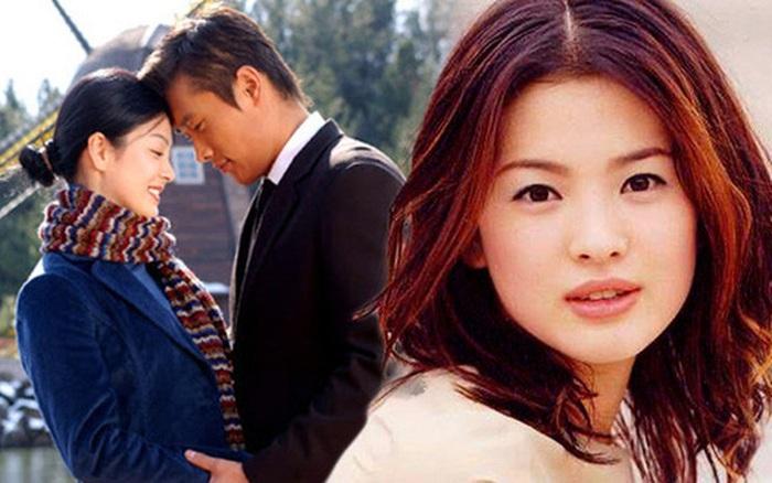 22 tuổi, Song Hye Kyo từng yêu một gã đàn ông đào hoa, chia tay xong đau đớn suy sụp tới mất ăn mất ngủ