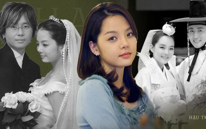 """""""Mối tình đầu của hàng triệu đàn ông Châu Á"""" Chae Rim: Nhan sắc ngọc nữ một thời giờ méo mó đến khó tin,..."""
