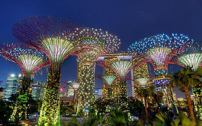 """Kinh nghiệm """"lo ăn"""" của Singapore thành bài học cho thế giới trước cuộc khủng hoảng lương thực thời..."""