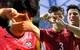 Son Heung-min ăn mừng giống hệt Quế Ngọc Hải, Hàn Quốc giúp Việt Nam rộng cửa ở vòng loại World Cup